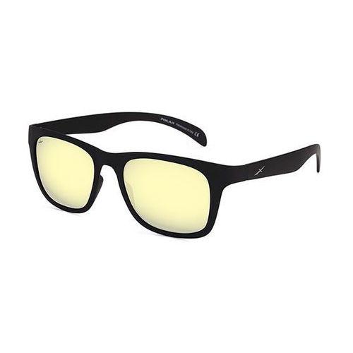 Okulary Słoneczne Polar PL EXTREME 5/S ized 18/GOLD, kolor żółty