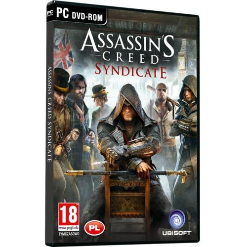 OKAZJA - Assassin's Creed Syndicate (PC)