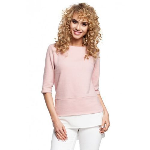 Bluzka Model MOE290 Powder Pink