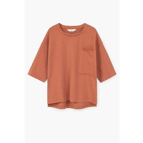 Mango Kids - T-shirt dziecięcy Hazard 110-152 cm