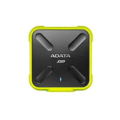 Dysk zewnętrzny ADATA 256GB USB 3.0 (ASD700-256GU3-CYL) Darmowy odbiór w 20 miastach!, ASD700-256GU3-CYL