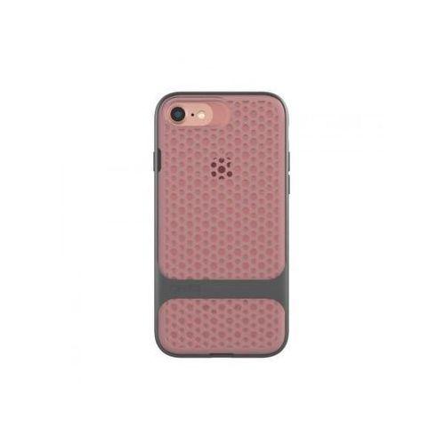 Etui Carnaby do iPhone 7/8 różowe, kolor różowy