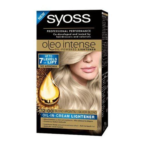 Syoss, Oleo. Farba do włosów, 12-00 srebrzysty blond - Syoss (9000101031904)