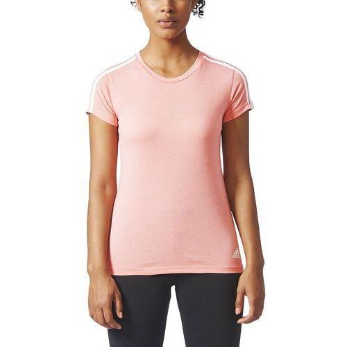 Koszulka essentials 3-stripes slim tee br2459, Adidas, 34-42
