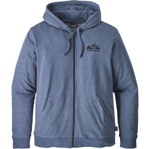 Patagonia FITZ ROY SCOPE FULLZIP HOODY Bluza rozpinana dolomite blue, 39529