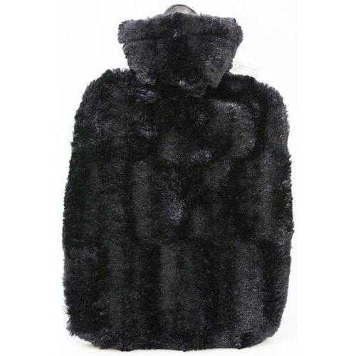 Hugo frosch  termofor classic - czarne futro