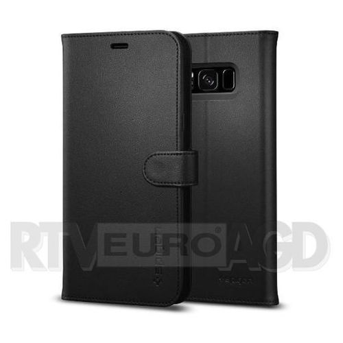 Spigen Wallet S 565CS21635 Samsung Galaxy S8 (czarny), 565CS21635