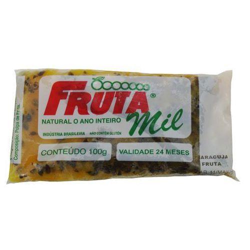 Marakuja - Passiflora - Męczennica puree owocowe z pestkami, pulpa owocowa z Marakui