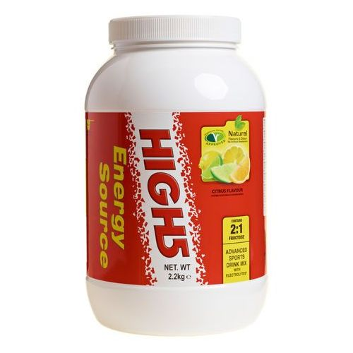 High5 EnergySource Żywność dla sportowców Lemon 2,2kg 2018 Suplementy