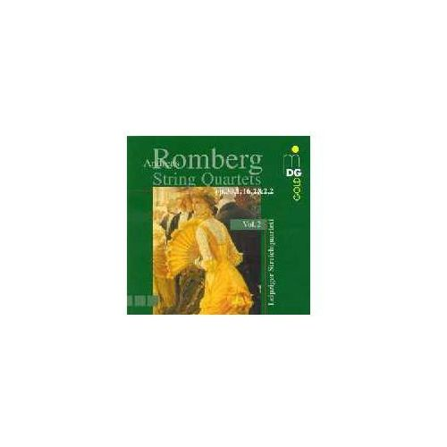 Romberg: string quartets vol. 2 marki Mdg