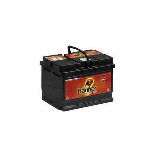 Akumulator Banner STARTING BULL 12V 55Ah 450A P+ (wymiary: 241 x 175 x 175) (555 19)