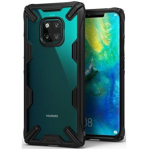 Etui Ringke Fusion X Huawei Mate 20 Pro Black - Czarny, 45837 (11170861)