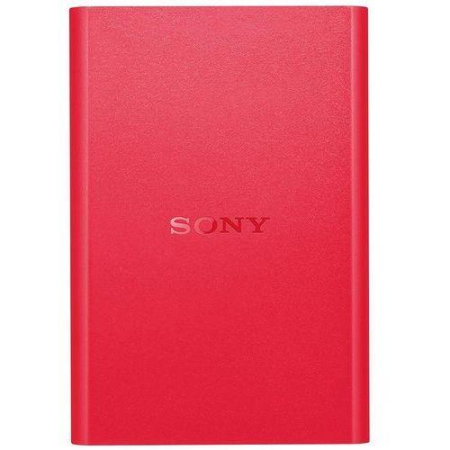 Sony Dysk hd-b1reu 1tb czerwony + zamów z dostawą w poniedziałek! + darmowy transport! (0027242911826)