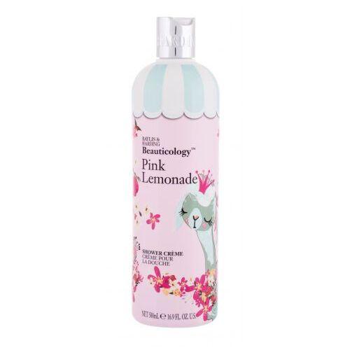 Baylis & harding beauticology pink lemonade krem pod prysznic 500 ml dla kobiet