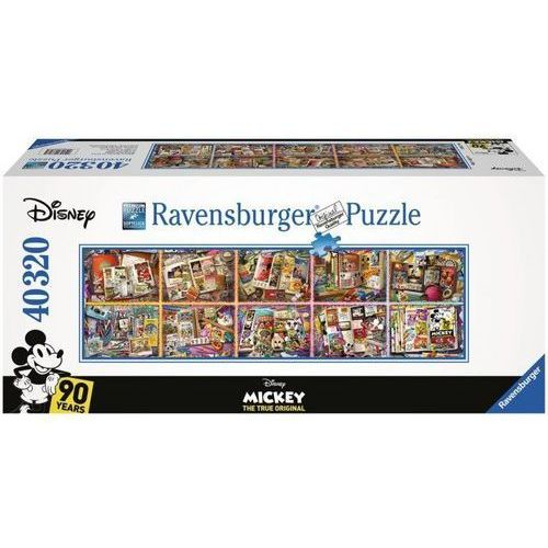 Puzzle 40320 elementów - Mickey Mouse