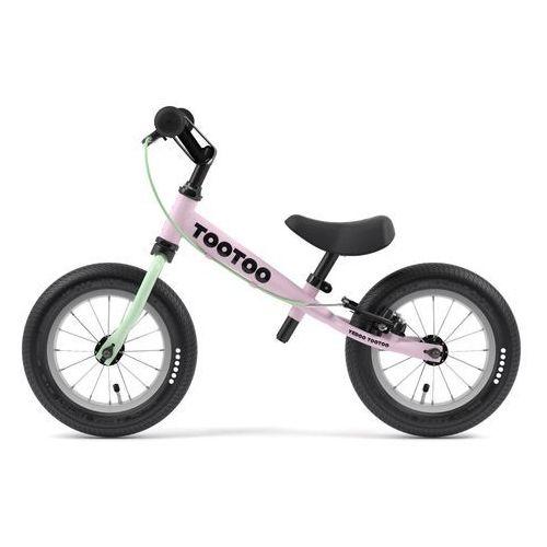 Yedoo Rowerek biegowy dla dzieci tootoo, biały (8595142609973)