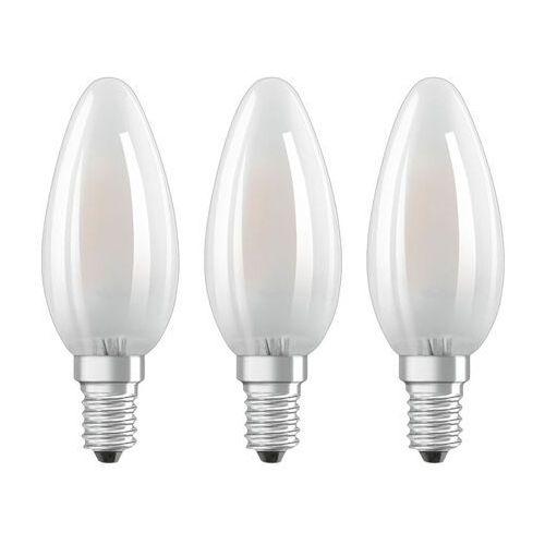 Osram led e14 4,5 watt 2700 kelvin 470 lumen zestaw trzech - - akcesoria - 470 - czas dostawy: od 3-6 dni roboczych