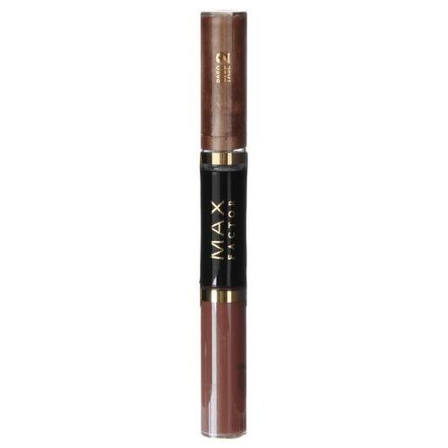 MAX FACTOR Lipfinity Colour Gloss odcień 600 Glowing Sepia - błyszczyk 6ml - 600 Glowing Sepia (5011321225008)
