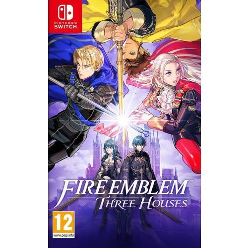 Nintendo Fire emblem three houses