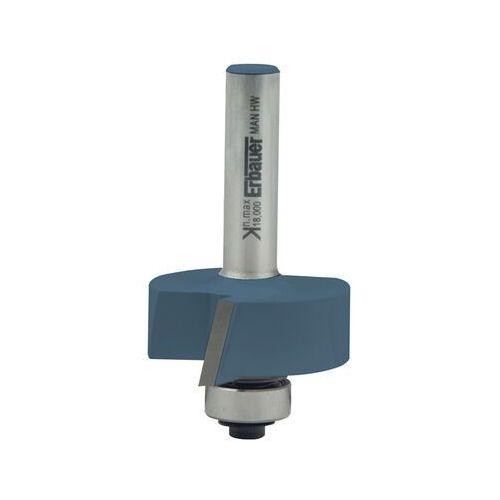 Frez rowkujący Erbauer 8 mm średnica 31,8 x 12,2 mm, RTB030