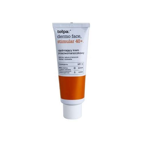 Tołpa Dermo Face Stimular 40+ lekki krem ujędrniający SPF 15 (Hypoallergenic) 40 ml