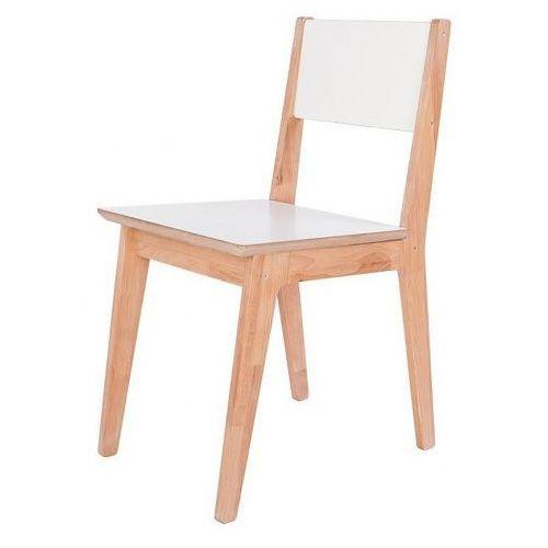Elior.pl Krzesło skandynawskie idylio - olcha + biały