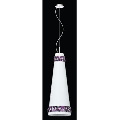Lampa wisząca royal fin opaska góra + dół, 67583 marki Ramko