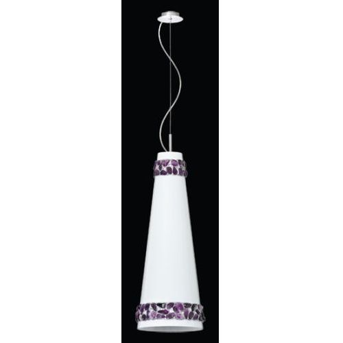 lampa wisząca ROYAL FIN opaska góra + dół, RAMKO 67583