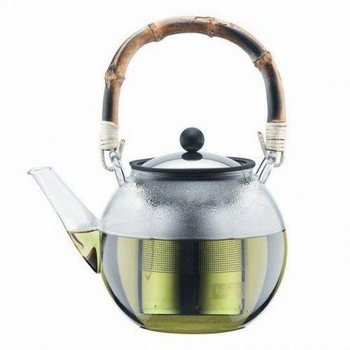 - zaparzacz do herbaty z bam.u, 1.0 l, assam marki Bodum