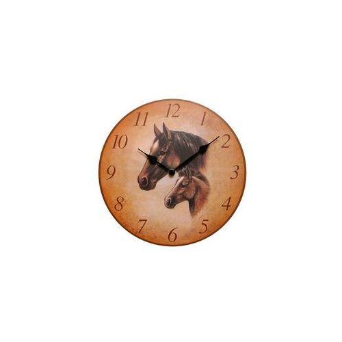 Zegar naścienny mdf #567 marki Atrix