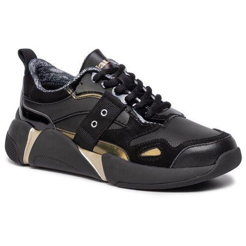 Sneakersy BLAUER - 9FMONROE01/LEA Black, kolor czarny