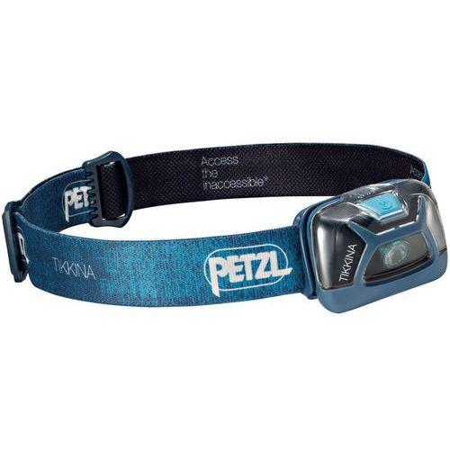 Petzl - petzl czołówka tikkina - kolor niebieski (3342540106734)