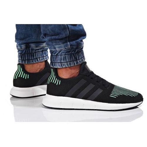 adidas Originals SWIFT RUN Tenisówki i Trampki black, w 5 rozmiarach