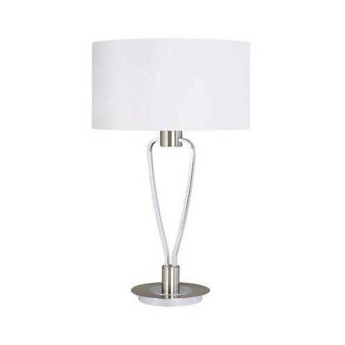 Trio Sorpetaler paris lampa stołowa nikiel matowy, 1-punktowy - nowoczesny/dworek - obszar wewnętrzny - ii - czas dostawy: od 3-6 dni roboczych