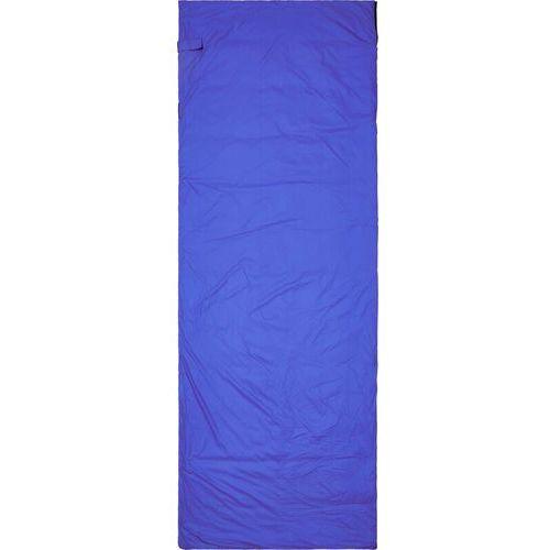 tropic traveler sleeping bag silk long, royal blue/tuareg 2019 śpiwory marki Cocoon