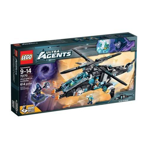 Lego ULTRA AGENTS Ultrakopter vs. antimatter 10170