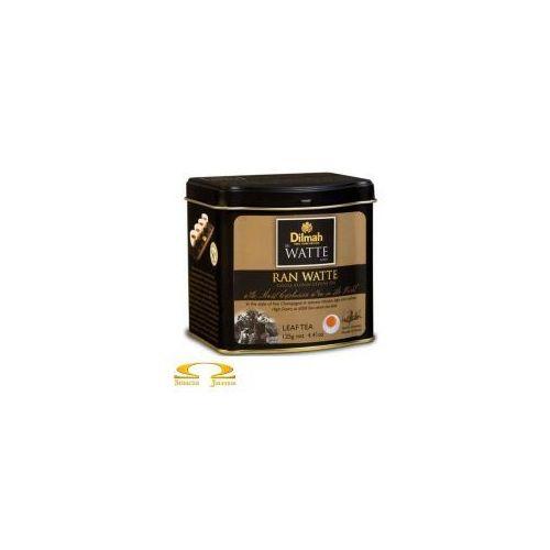 Herbata Czarna Dilmah Ran Watte Puszka 125g, B7B7-61408