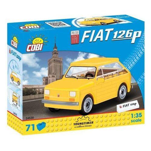 Cobi Klocki 71 elementów Polski Fiat 126P