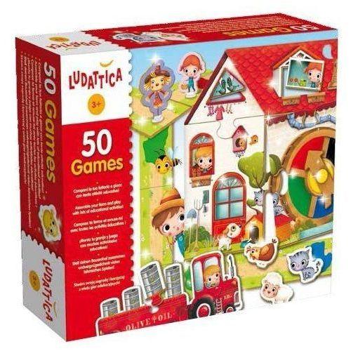 Ludattica 50 gier marki Liscianigiochi