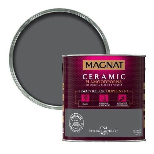 Farba Magnat Ceramic stylowy antracyt 2,5 l, q1196025000092500