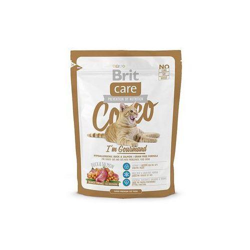 care cat cocco i'm gourmand 0,4kg ## charytatywny sklep ## 100% zysku sklepu na pomoc psiakom:) marki Brit