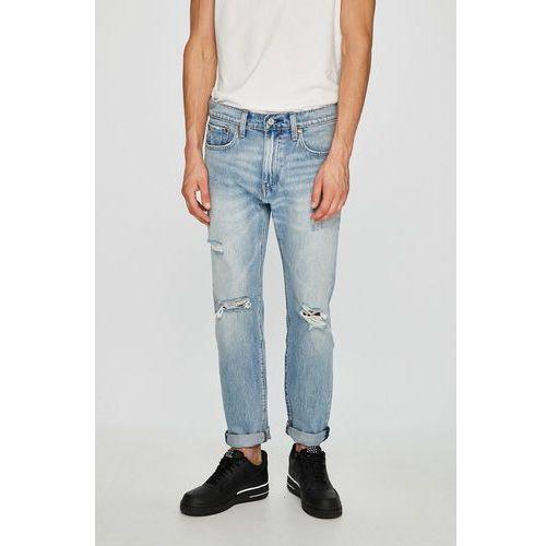 - jeansy hi-ball marki Levi's