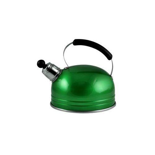 Czajnik aluminiowy 1,25l zielony metalik -art 090t marki Fl1