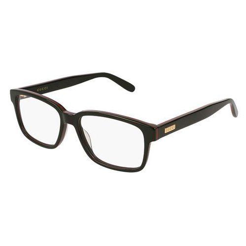 Gucci Okulary korekcyjne gg 0272o 001