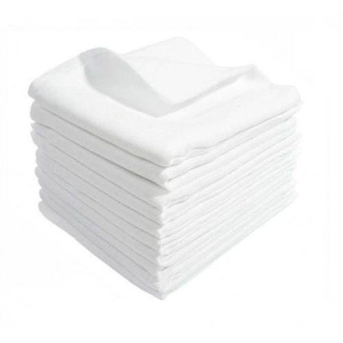 Pieluszki tetrowe białe lux opk - 3szt. marki Ega
