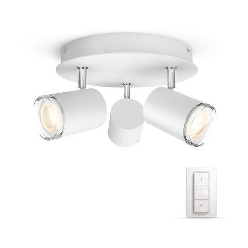 34362/31/p7 - led łazienkowy kinkiet hue adore led/3x5,5w/230v marki Philips