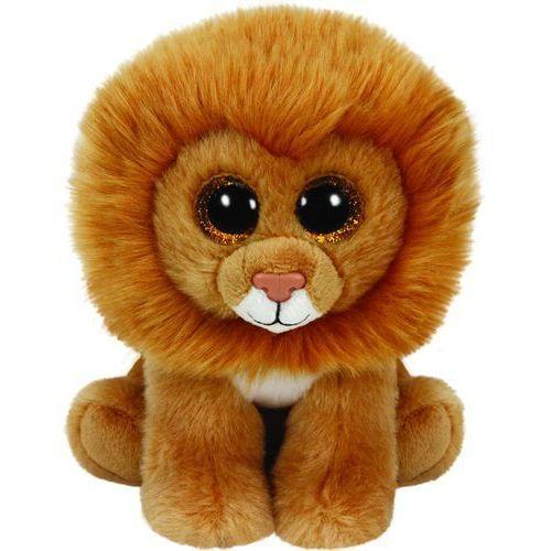 Maskotka lew beanie babies 15 cm marki Ty