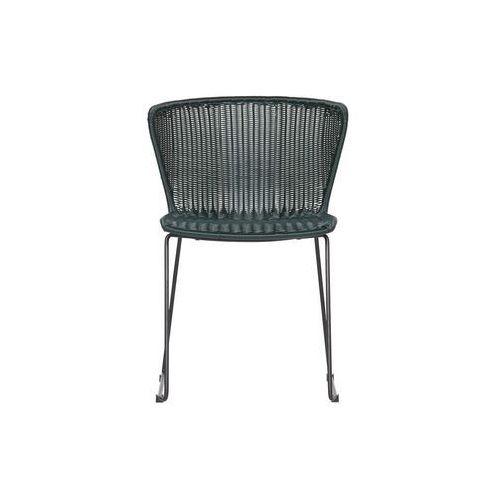 Woood Krzesło WINGS (2 szt) zielone 378616-F (8714713086160)
