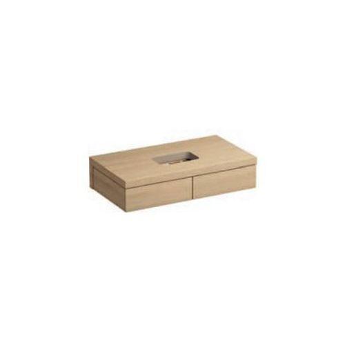 Ravak formy szafka podumywalkowa 100 x 55 cm, kolor dąb x000001033
