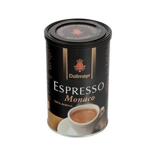 200g espresso monaco niemiecka kawa mielona import marki Dallmayr
